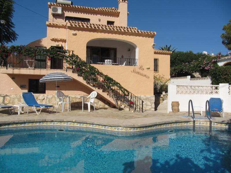 Location villa moraira 6 personnes san607 - Villa a louer casa do dean ...