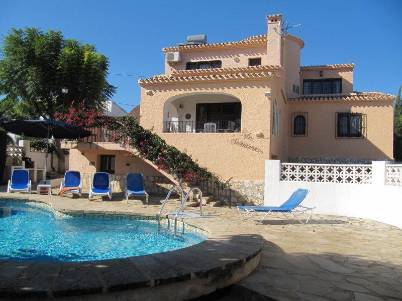 Villa / Maison Casa los saltadores à louer à Moraira