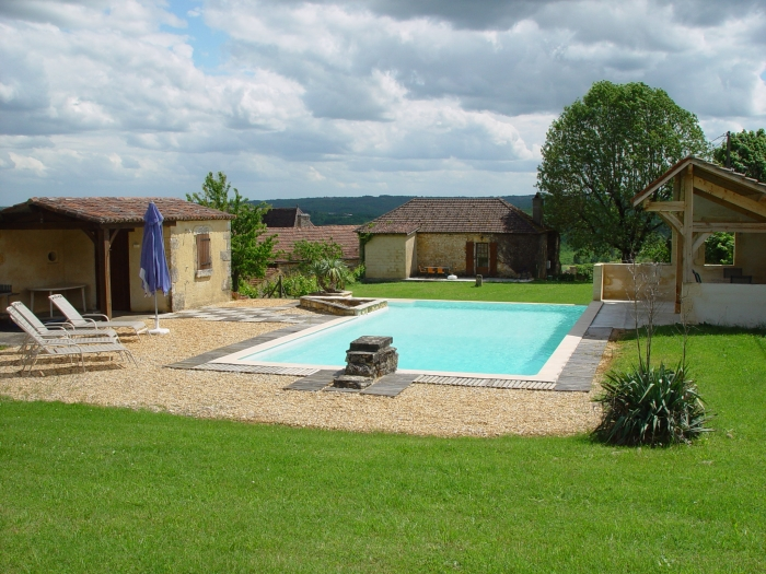 Independent house Region de sarlat à daglan to rent in Daglan