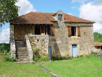 Property independent house region de sarlat à daglan