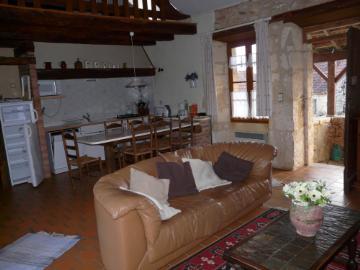 Independent house region de sarlat à daglan to rent in daglan