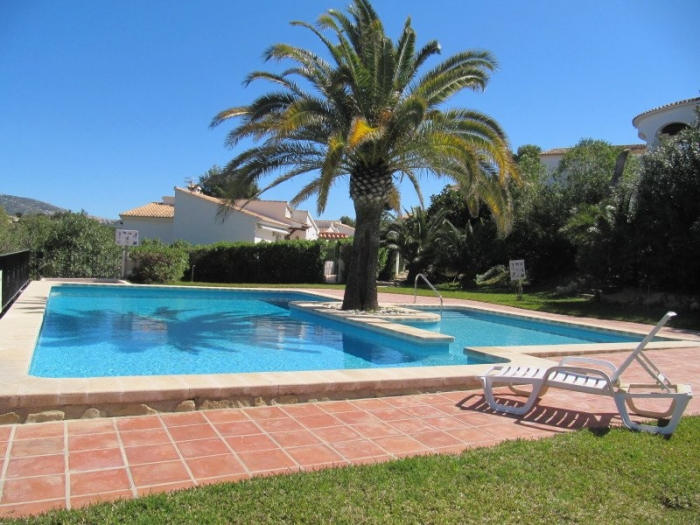 Villa / house Monte park 4 to rent in Moraira