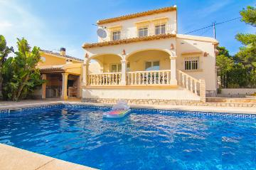 Villa / Maison Matas à louer à Calpe
