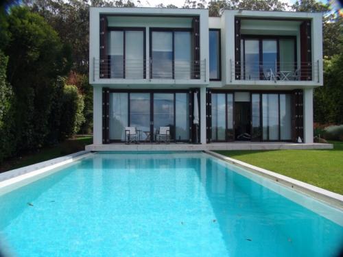 villa à Sintra, vue : Mer