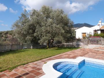 Property villa / house finca del rio