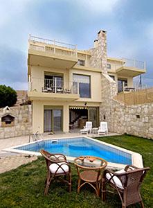 Villa / terraced or semi-detached house Agia to rent in Gazi