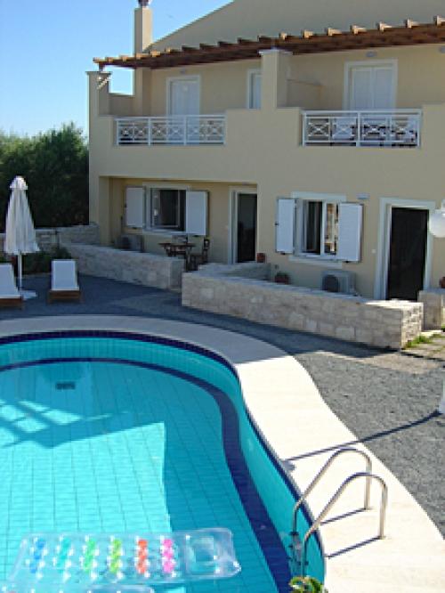 Logement dans villa / maison Lofos à louer à Rethymnon