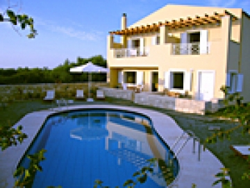 Accommodation in a villa / house lofos to rent in rethymno