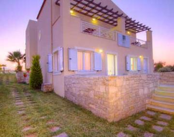 Rent accommodation in a villa / house  greece
