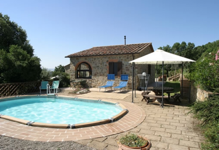 Villa / Haus Corbezolo zu vermieten in Campagnatico