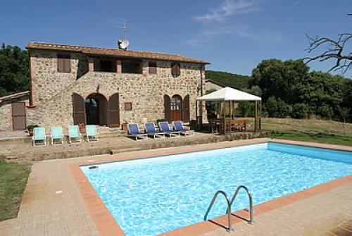 Villa / Maison Fornacelle à louer à Campagnatico