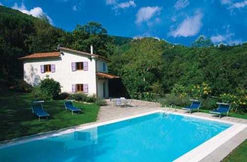 Villa / Maison Lavanda à louer à Bagni di Lucca
