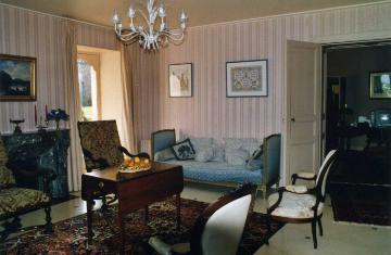 Reserve villa / house le maine roux