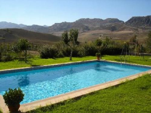 Villa / house casa ana to rent in ronda