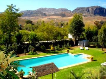 Property villa / house casa ana