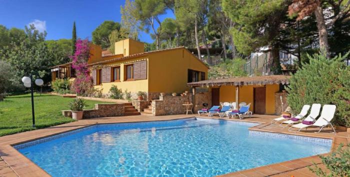 Villa / house Quinta Dama to rent in Tamariu
