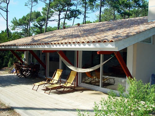 Villa / house La givrolle to rent in Moliets Plage