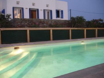 Villa / Maison Thalassa à louer à Syros