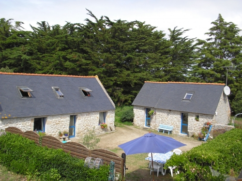 Villa / house  bretagne sud - le guil to rent in Guilvinec