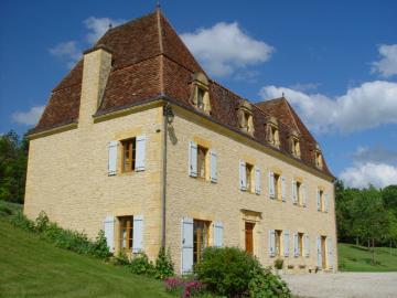 Location château les calpres