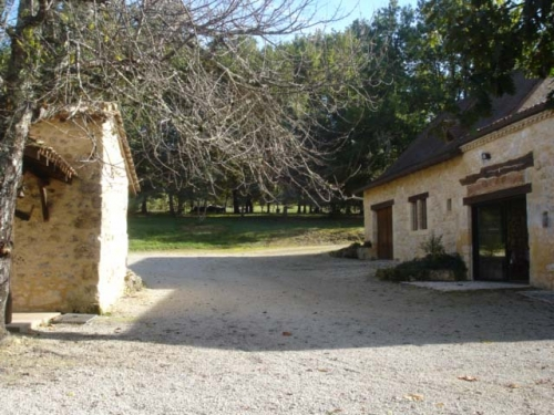 Property independent house entre sarlat et bergerac