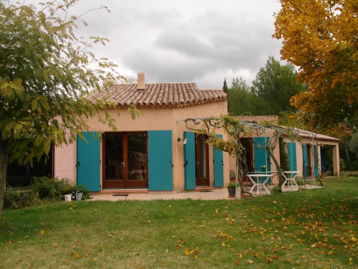 Réserver villa / maison rognes