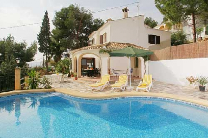 Villa / house Ensenada to rent in Javea