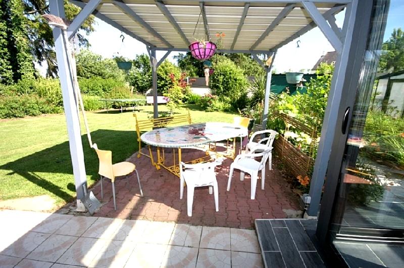 Villa / maison rosiers à louer à clohars carnoet