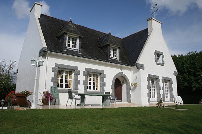 Villa / house Kergroes to rent in La Foret Fouesnant