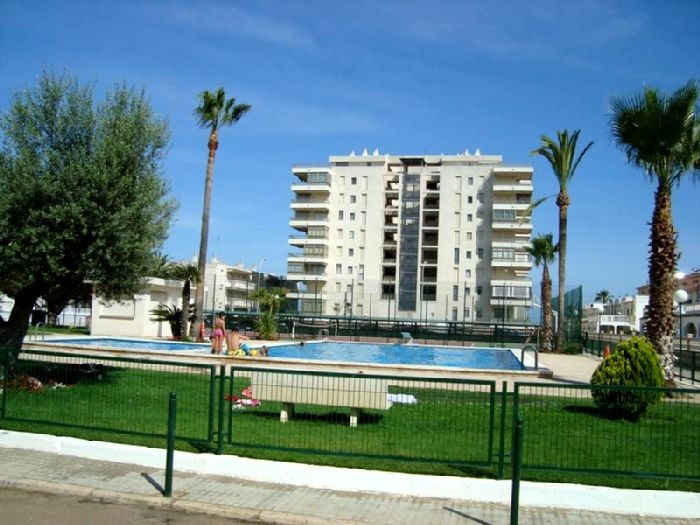 Apartment Mediterraneo to rent in Peniscola