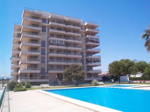 Appartement Mediterraneo à louer à Peniscola