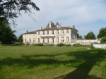 Chateau Chateau de cler to rent in Pons