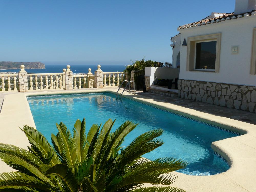 Maison piscine espagne maison 3 chambres 2 doubles 1 for Carrelage piscine espagne