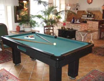 Billiards villas