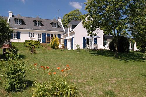 Villa / Maison Port laita à louer à Clohars Carnoet
