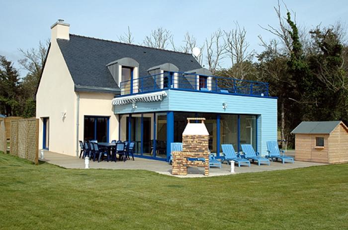 Villa / Haus Free style zu vermieten in Moelan sur Mer