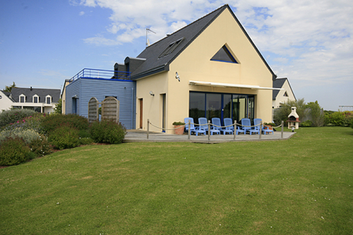 Villa / Maison Nouvelles vagues à louer à Moelan sur Mer