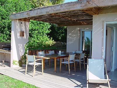 Location villa ajaccio 6 personnes san60 for Ajaccio location maison