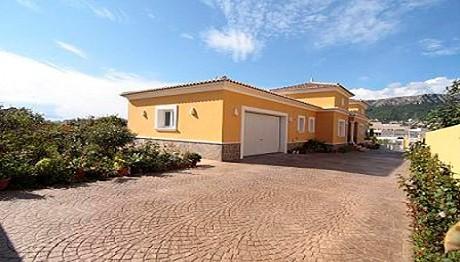 Location villa calpe 6 personnes cal609 for Maison casanova