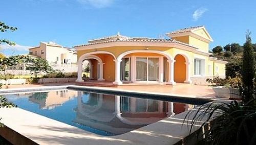 Villa / Maison Casanova à louer à Calpe