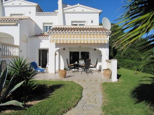 Villa / maison mitoyenne Casa blanca à louer à Moraira