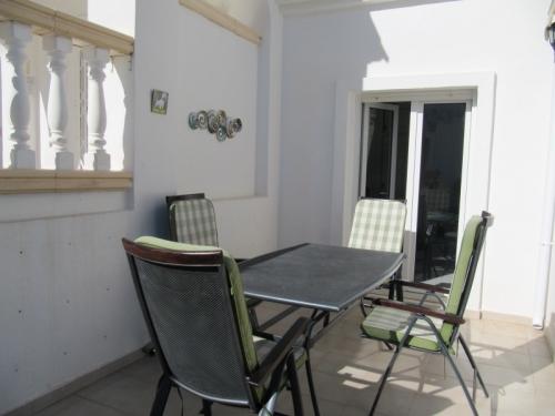 Rental villa / terraced or semi-detached house casa blanca