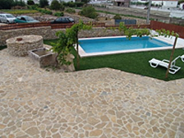 Reserve independent house aldetinto