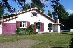 Reserve villa / house landes
