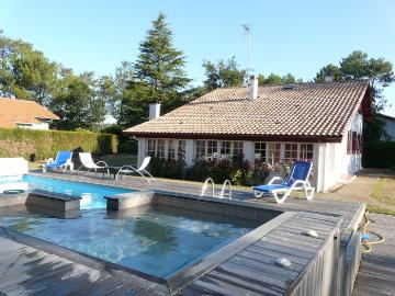 Holiday in house : les landes