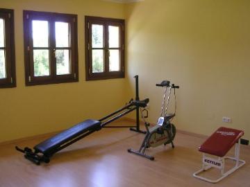 Gym villas