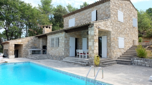 villa in Peypin-d'Aigues, view : Countryside