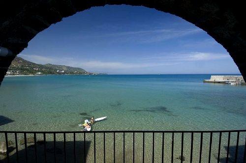 Appartement Fenêtre sur mer à louer à Cefalu