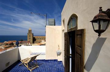Location villa / maison mitoyenne mer et ciel