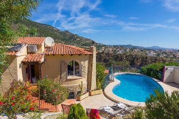 Villa / Maison Cesar à louer à Calpe